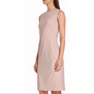 THEORY Eano Good Wool Sheath Dress